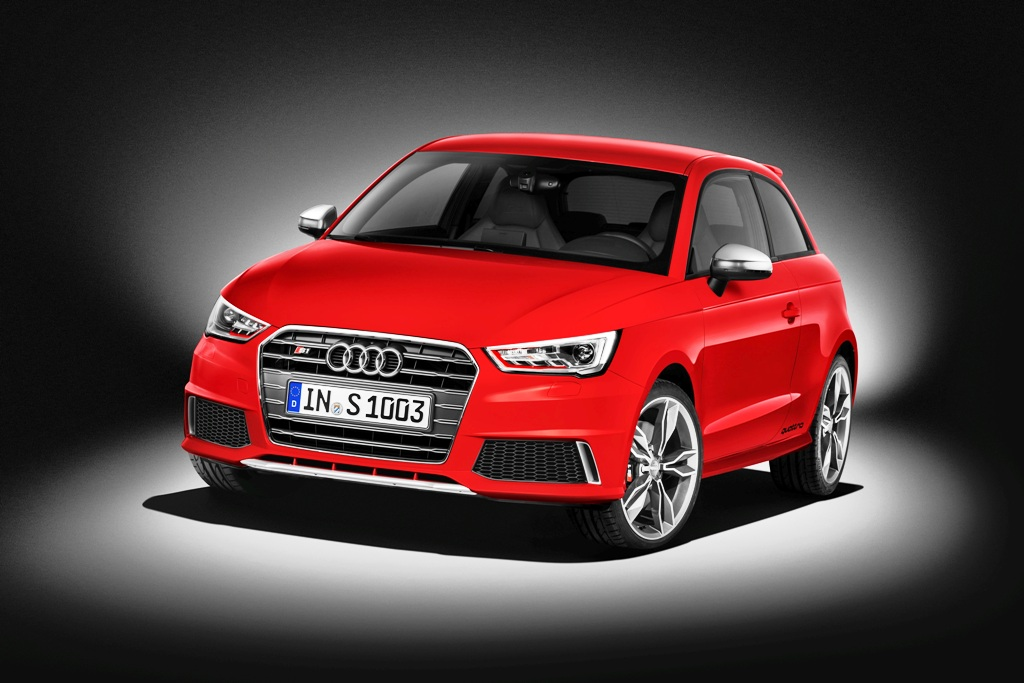 Foto Audi S1