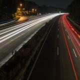 autobahn by night