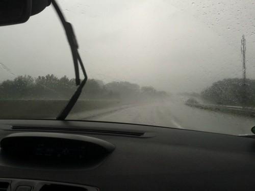 Driveaholic.nl - Regen op de Autobahn