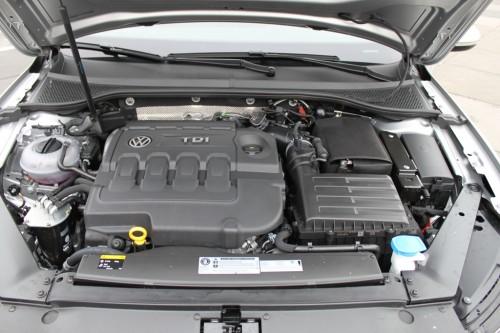 Foto TDI Volkswagen Passat