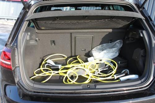Kofferbak GTE