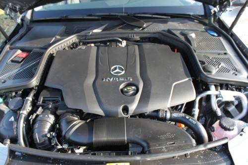 Motor C300 Hybrid