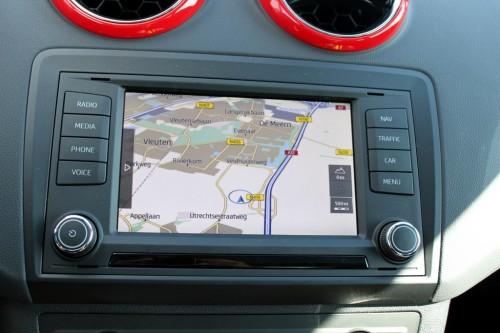 Dit prettig functionerende navigatiesysteem is bij de prijs inbegrepen
