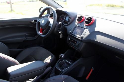 interieur Seat Ibiza