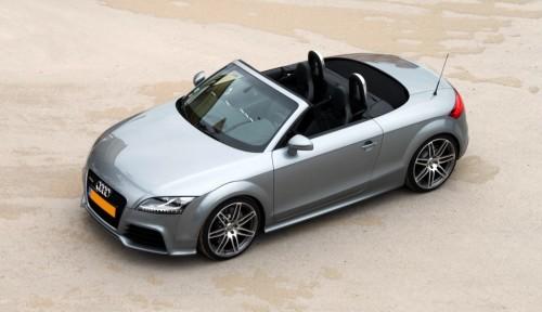 Audi TT bovenshot