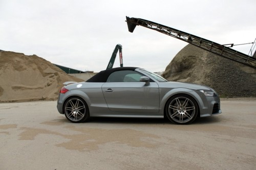 Foto kap dicht Audi TT RS