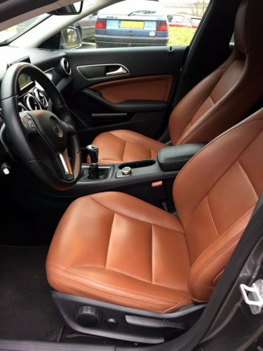 Interieur Mercedes-Benz CLA 180