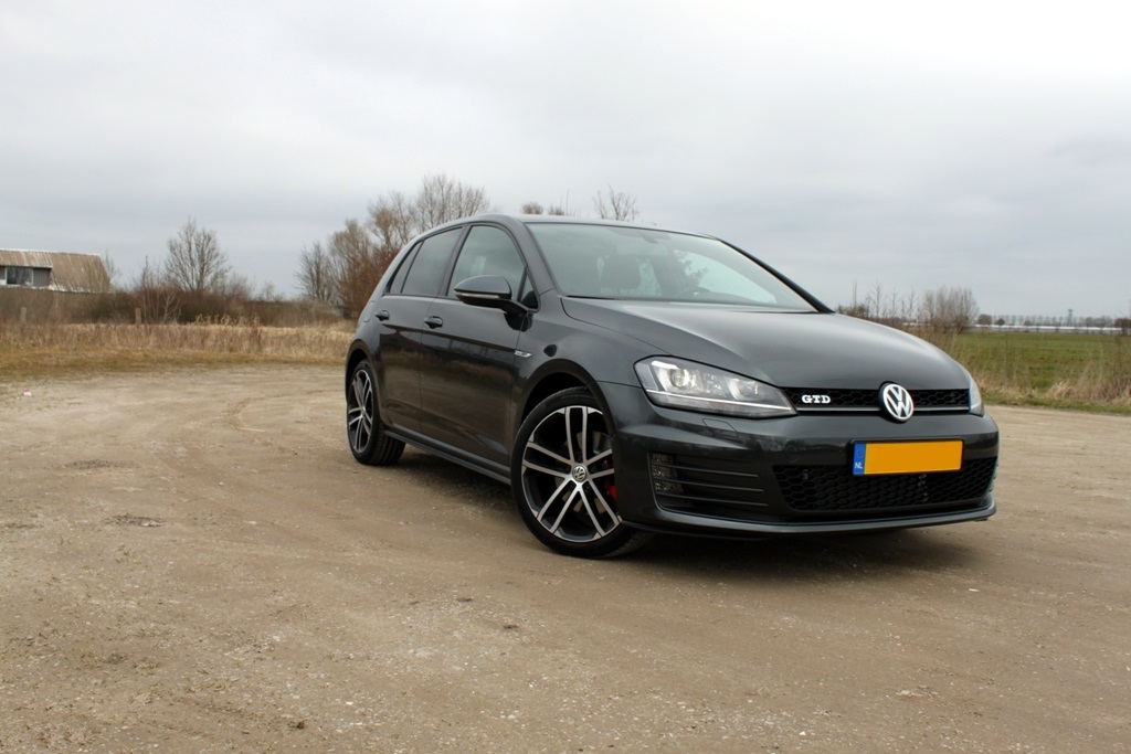 volkswagen golf gtd. Black Bedroom Furniture Sets. Home Design Ideas