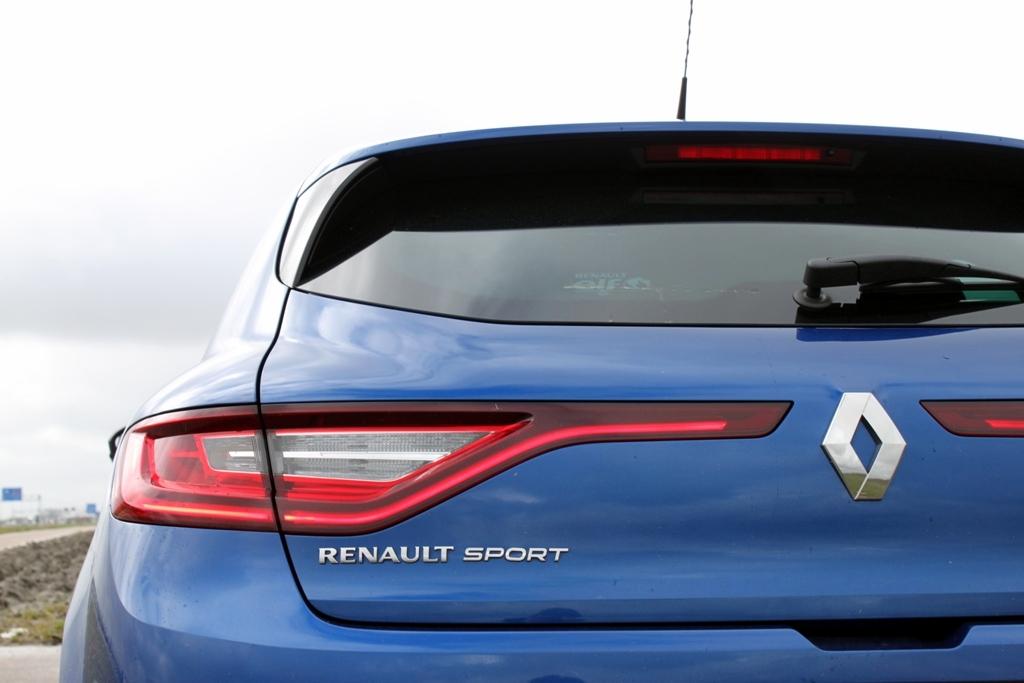 Achterlichten Renault Megane