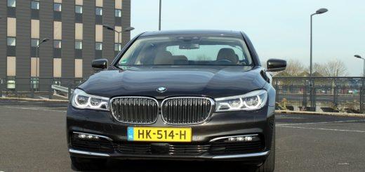 Foto exterieur BMW 740Li