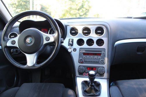 Foto interieur Alfa Romeo 159