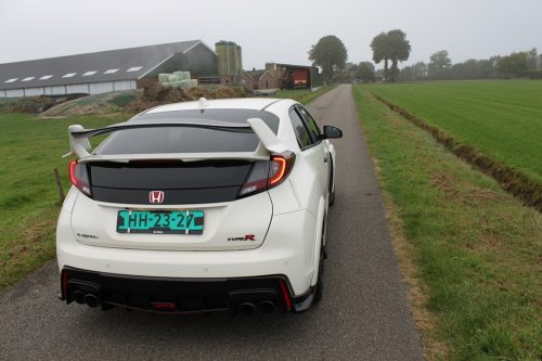 Foto Honda Civic Type-R