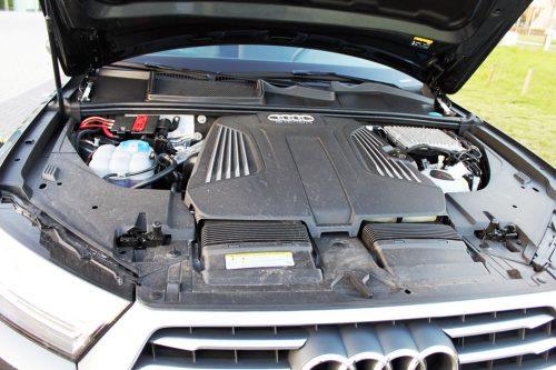 Motor Audi Q7 e-tron