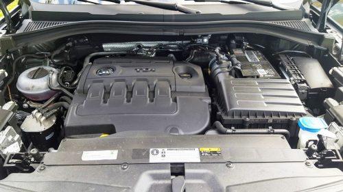Foto Skoda Kodiaq 2.0 TDI motor