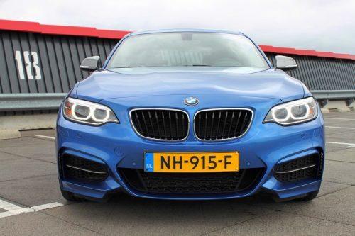 Foto voorkant BMW M240i