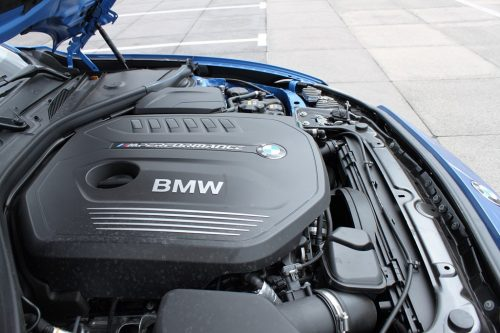 Foto motor BMW M240i