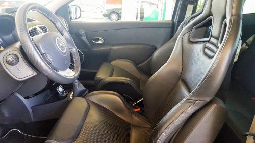 Foto Recaro sportstoelen Renault Clio RS
