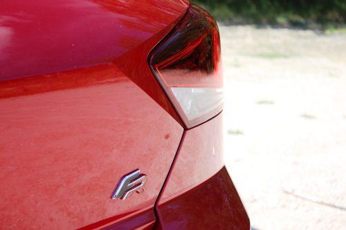 Foto FR logo SEAT Ibiza