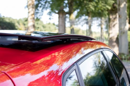Foto achterkant SEAT Ibiza