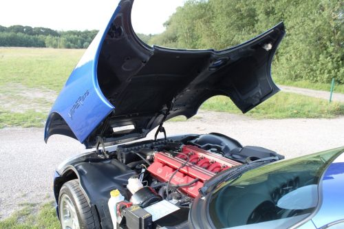 Foto motor Dodge Viper