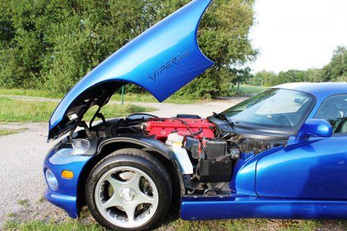 Foto motorkap Dodge Viper