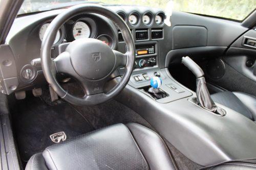 Foto interieur Dodge Viper