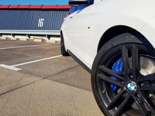 Foto remklauwen BMW M140i