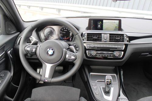 Foto interieur BMW M140i