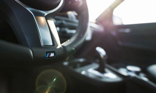 Foto stuur BMW M140i