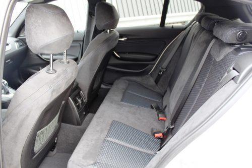 Foto achterbank BMW M140i