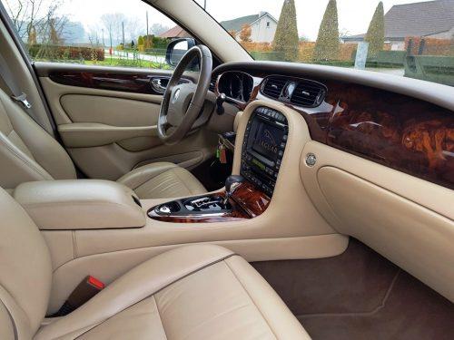 Foto interieur Jaguar XJ