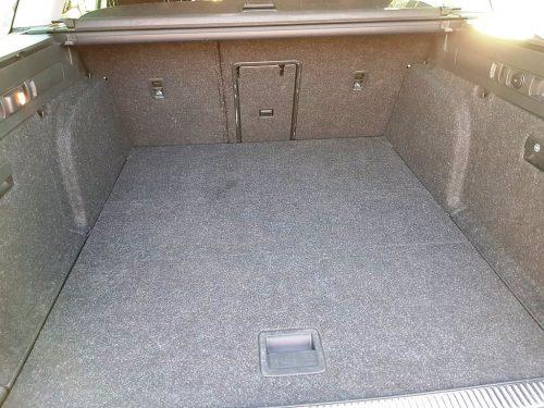 Kofferbak Skoda Superb