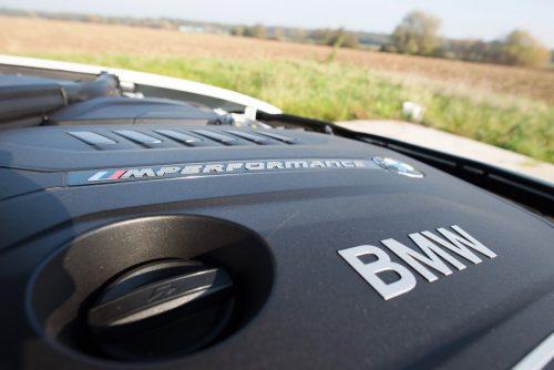 Foto motor BMW M140i