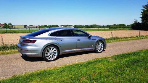 Foto velgen Volkswagen Arteon