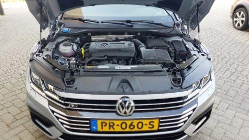Foto Volkswagen Arteon motorblok