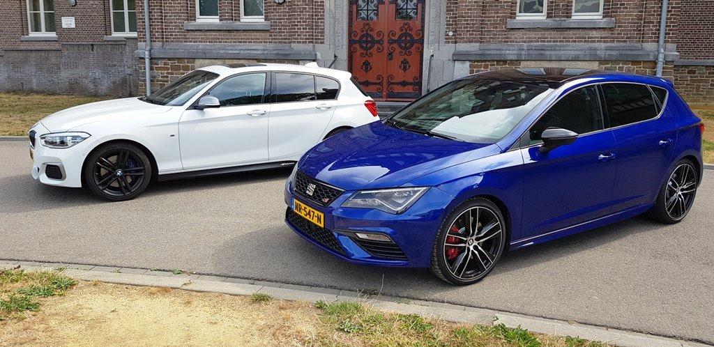 Foto CUPRA en BMW M140i