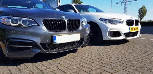 BMW M235i vs BMW M140i