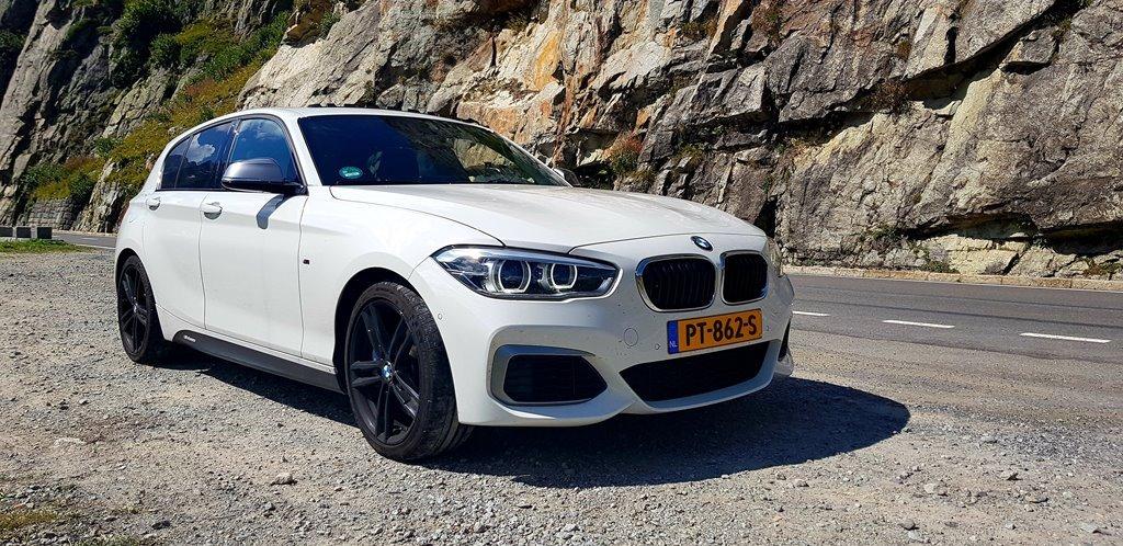 Foto BMW M140i voorkant