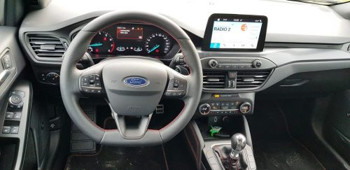 Interieur Ford Focus