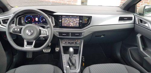 Foto interieur Volkswagen Polo