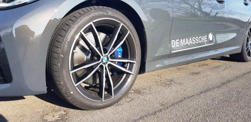 Foto velgen BMW 330i