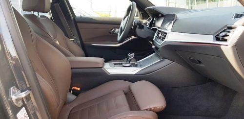 Foto passagiersstoel BMW 330i