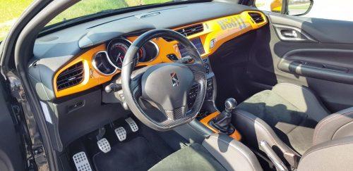 Foto bestuurdersplaats Citroën DS3 Racing