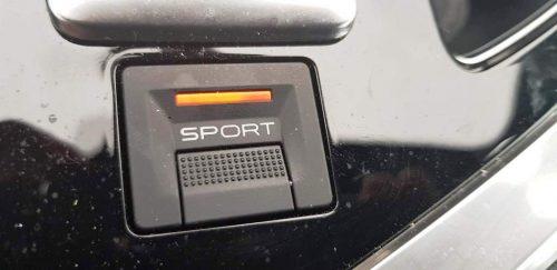 Sportknop Peugeot 3008