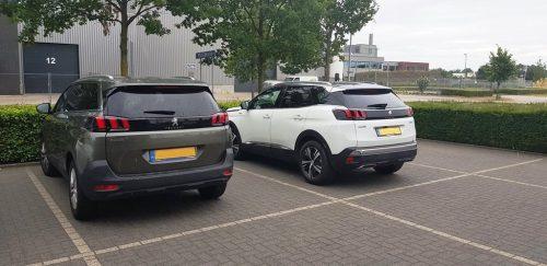 Peugeot 5008 en 3008