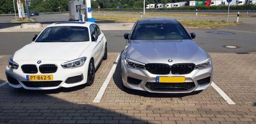 Foto BMW M5 en BMW M140i