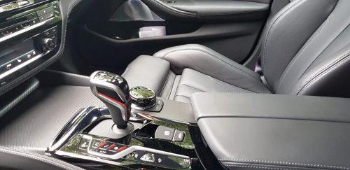 Foto automatische versnellingsbak