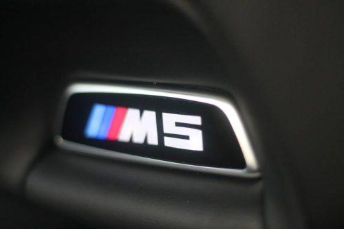 Foto logo BMW M5