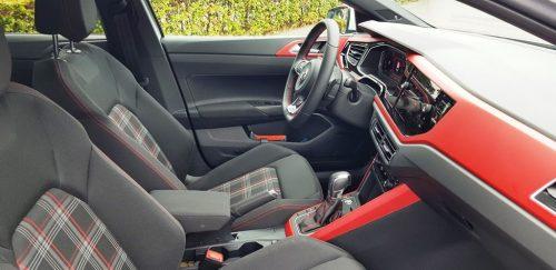Foto interieur Volkswagen Polo GTI