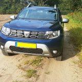 Foto voorkant Dacia Duster